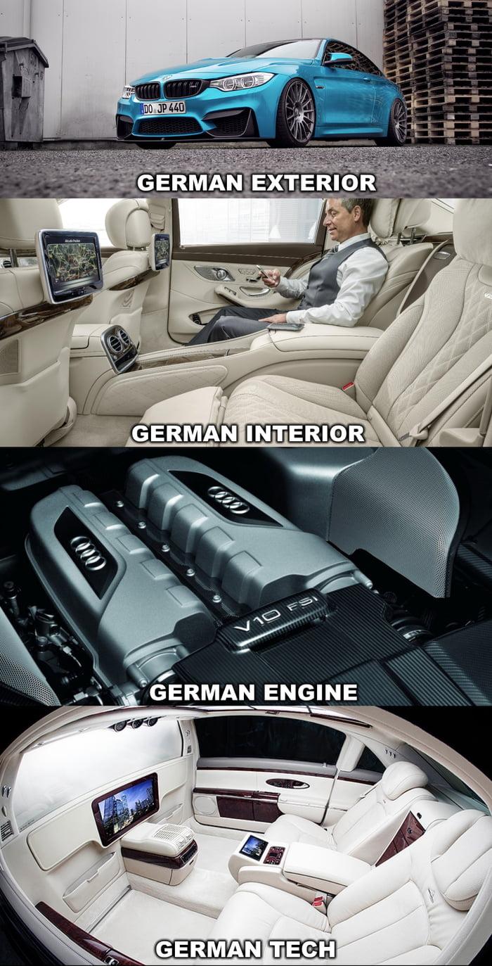 Imagine a car with a...