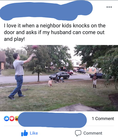 Wholesome neighbor 1