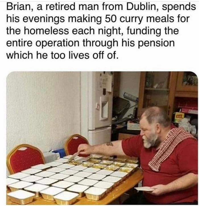 Not all heroes wear capes.