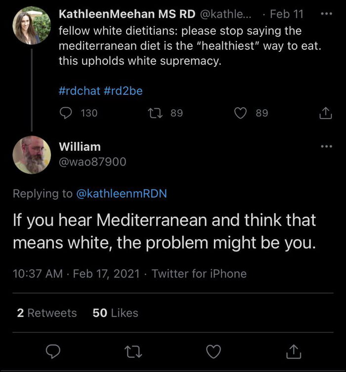 Mediterraneans are white now