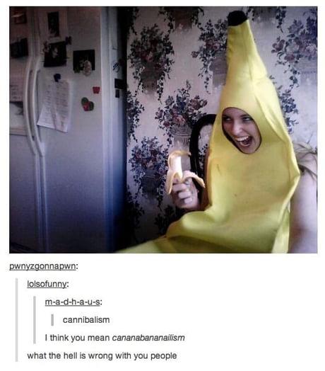 Cannibalism?