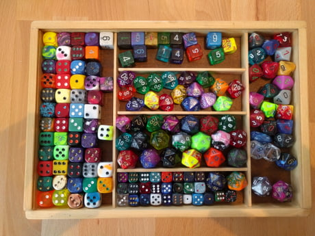 Since we're all uploading our dice collections now...