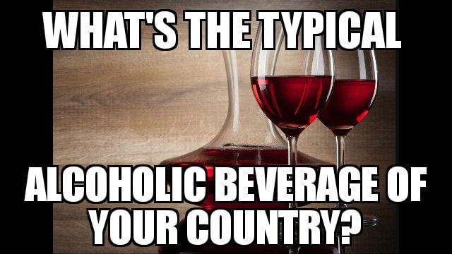 Italy: Wine, Sambuca, Campari