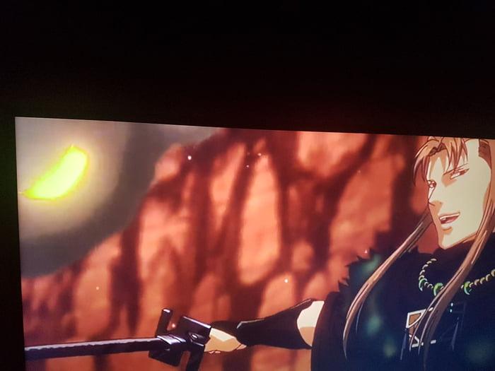 So I watched Gintama and saw his Katana