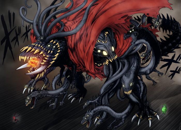 Orochi Hype Trilogy - Beast Mode