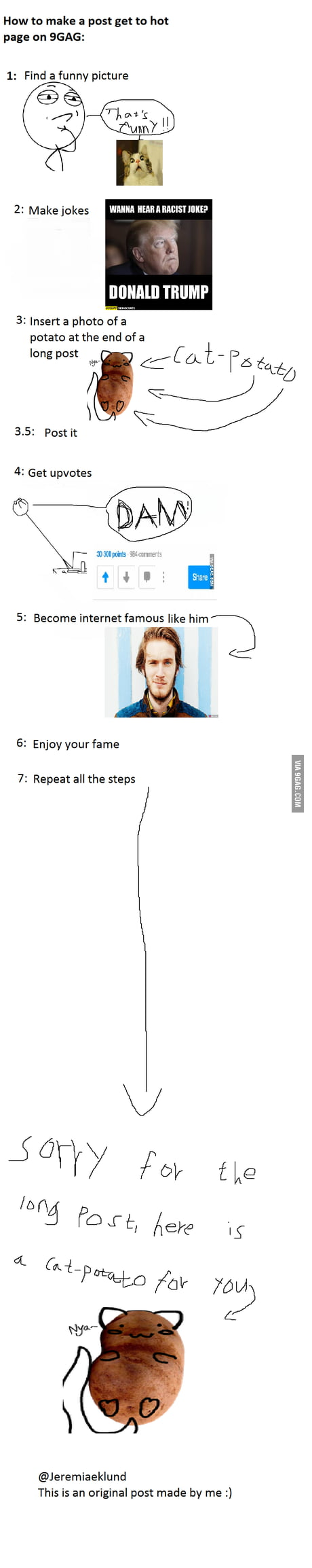 How To Get To Hot Page On 9GAG - 9GAG