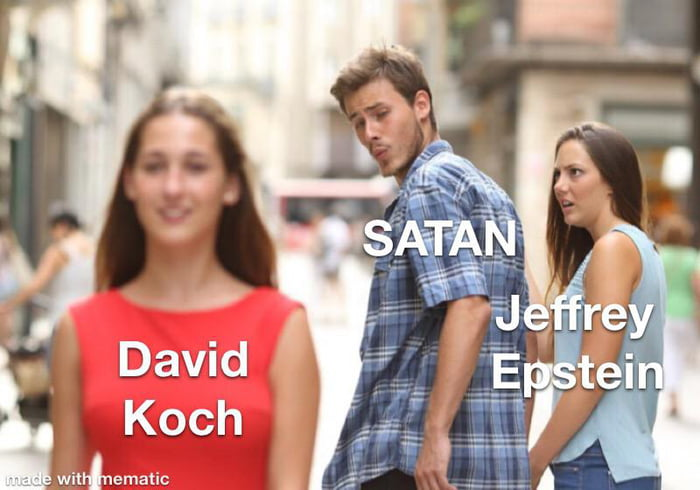 Hey there Satan!