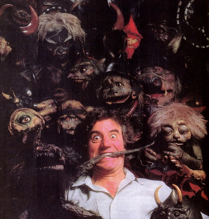 You may not know or like Monty Python so just letting you know Terry Jones was also responsible for the screenplay for the classic movie The Labyrinth.