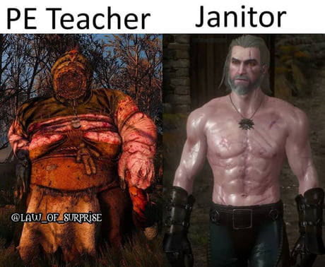 Classic Meme Witcher 3 Edition 9gag