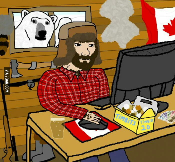 What people think when I say I'm from Canada