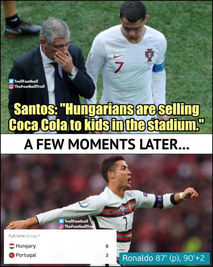 How to motivate Ronaldo