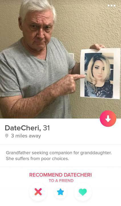 Well played grandpa well played