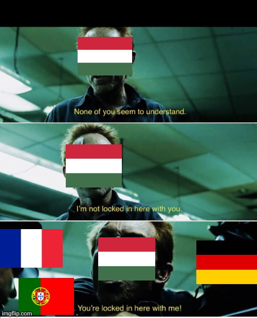 How Hungary feels right now