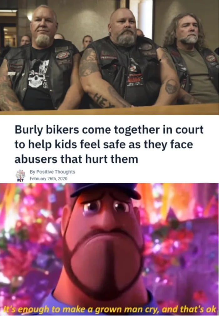 Not the heroes we deserved, but the heroes we needed