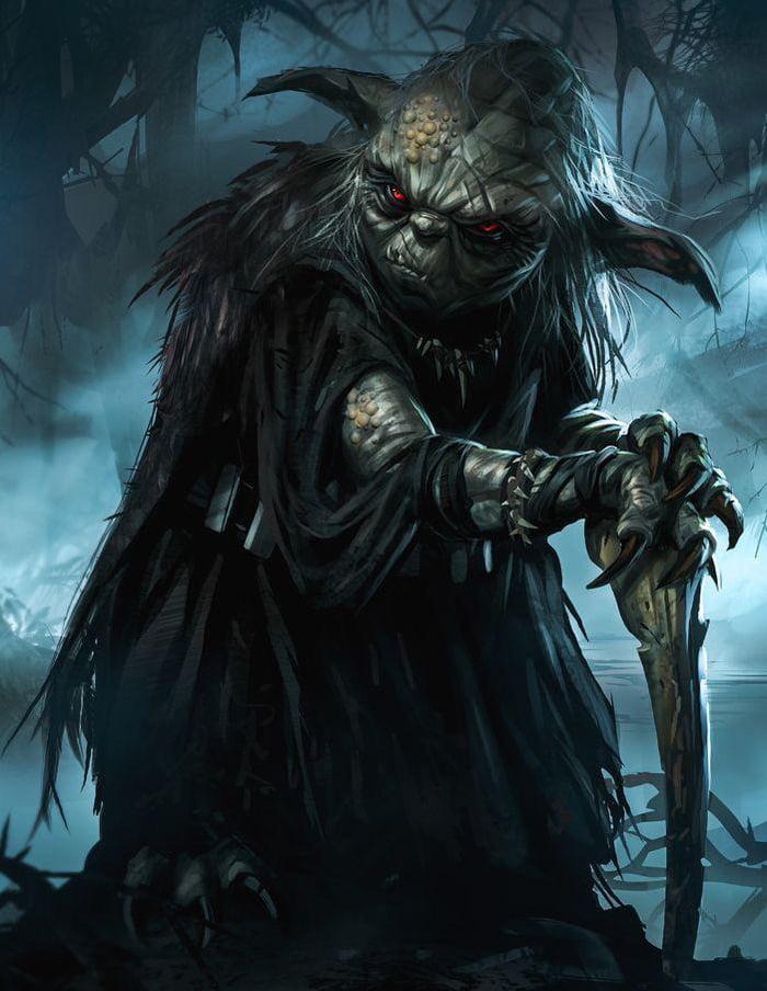 Sith Yoda would be insane