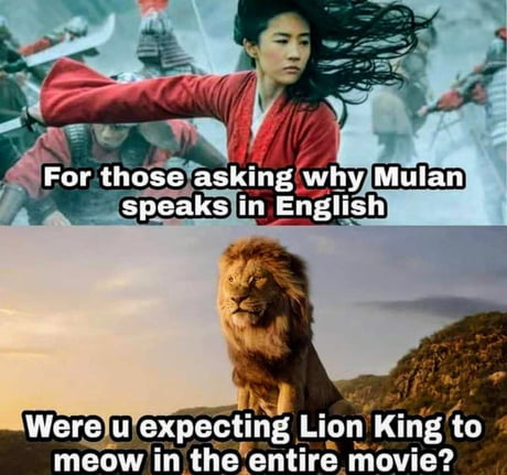 Best 30 Hua Mulan Fun On 9gag