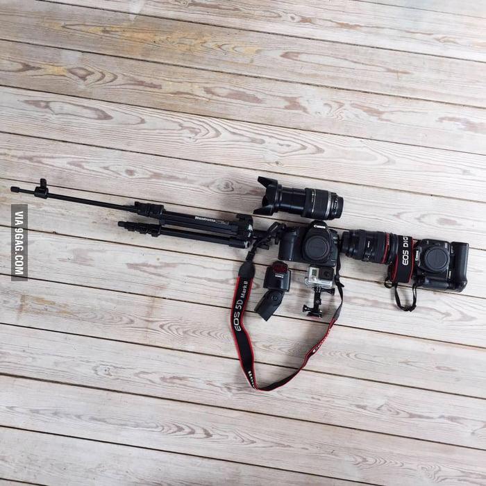 Shoot photos not guns