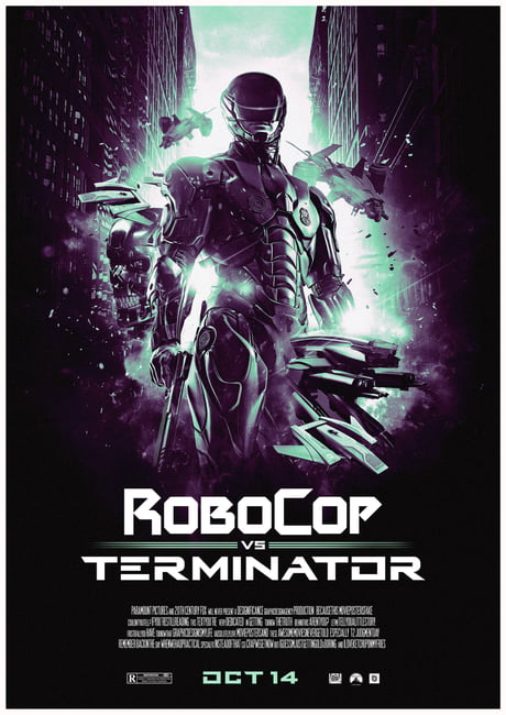 Robocop Vs Terminator 9gag