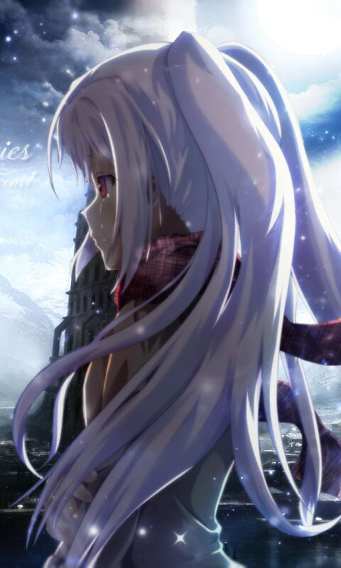 Just finished watching plastic memories and I cried like a little b*tch. Will I ever be able to be okay again?