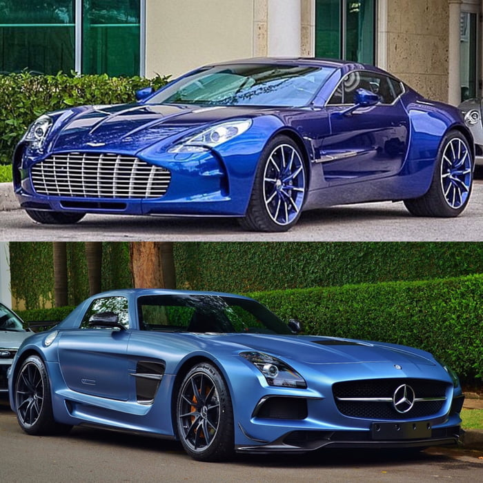 One 77 or SLS?