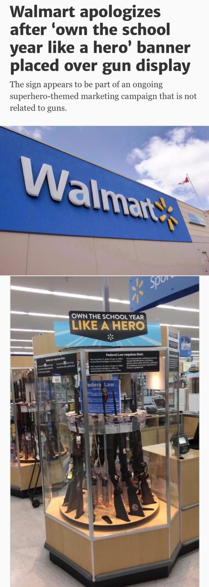 Oh! Walmart