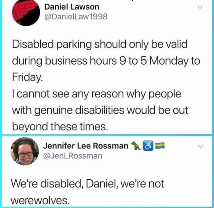 Screw you, Daniel!