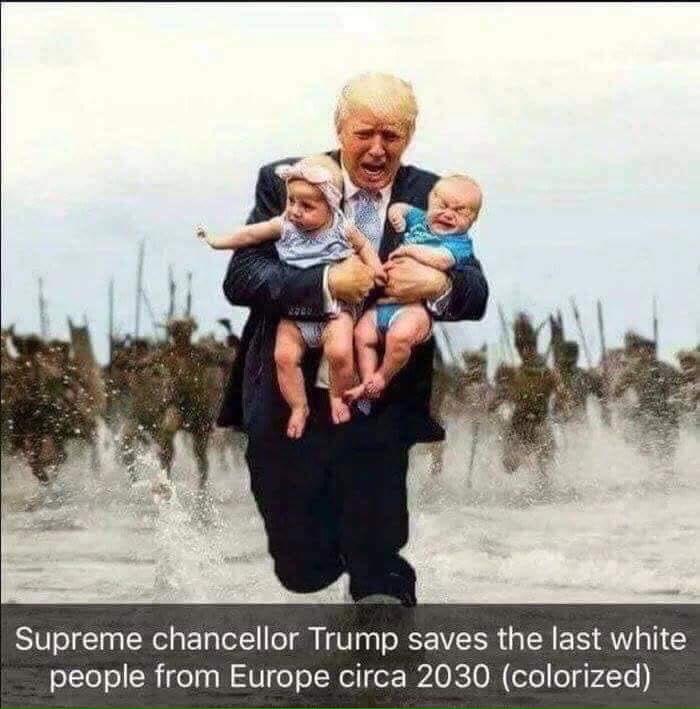 Imagini amuzante si haioase - Supreme Chancellor