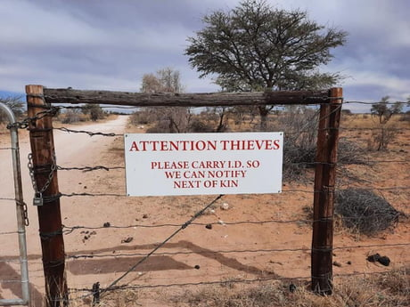 Farmers in South Africa are getting serious about security 1