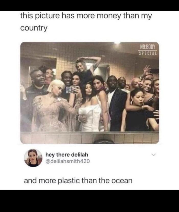 That's deep man