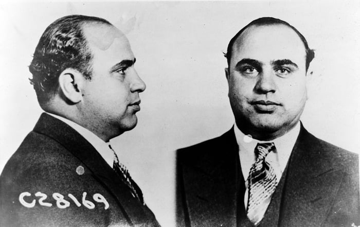 Al Capone is the reason we have expiration dates on milk bottles: After his niece became extremely ill from bad milk, the powerful Chicago gangster lobbied aggressively for expiration dates to be put on milk for the safety of children and pregnant women