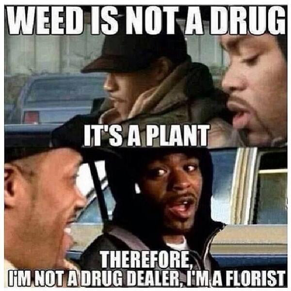 Every small town local drug dealer