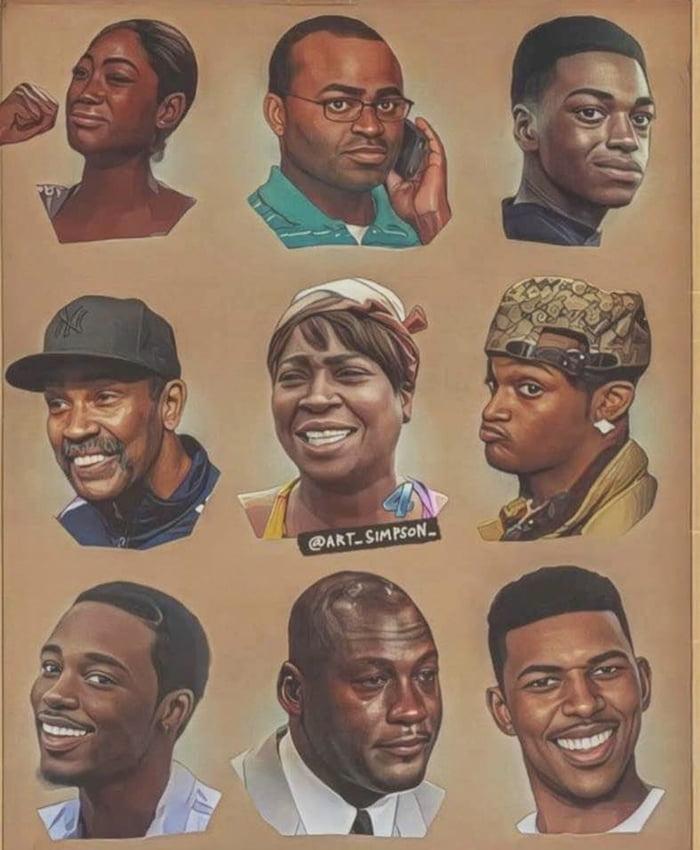 The black people meme hall of fame, ladies and gentlemen…