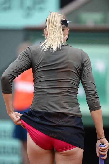 Maria Sharapova Panties Pic