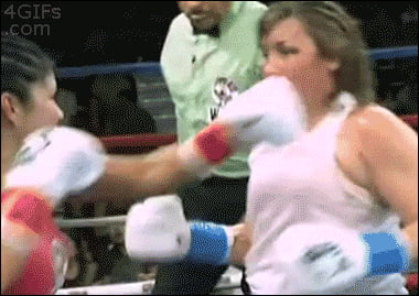 Ineffective punches are ineffective