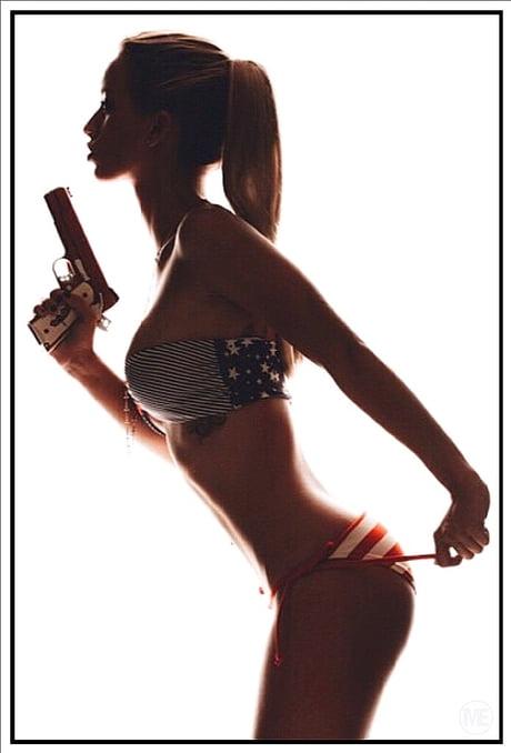 The Goddess Of Rednecks Everywhere Paige Wyatt 9gag