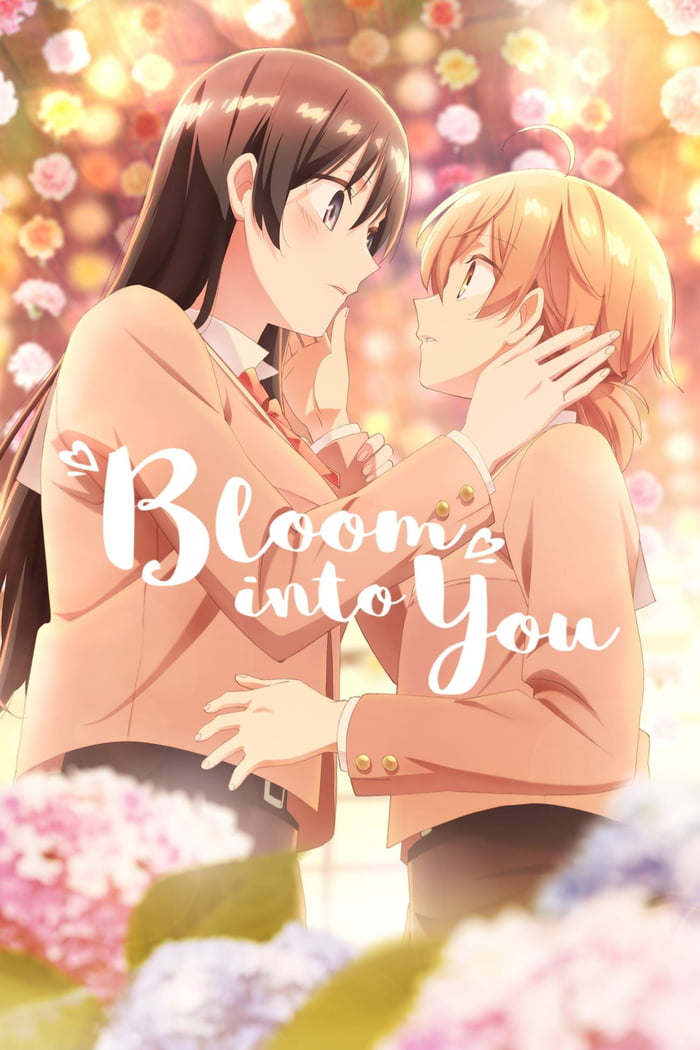"""What are your thoughts on """"Bloom Into You"""" so far?"""