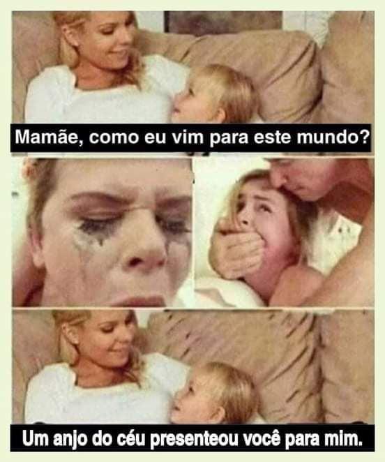 Amor de mãe ...
