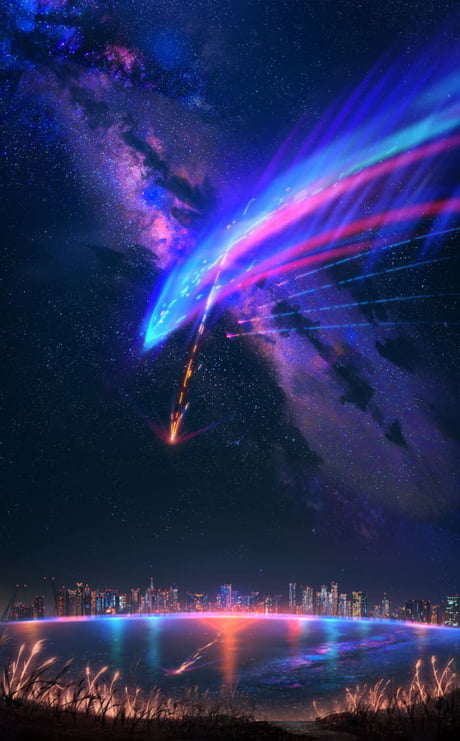Your Name Wallpaper - The download is very slow. - Yamette ...