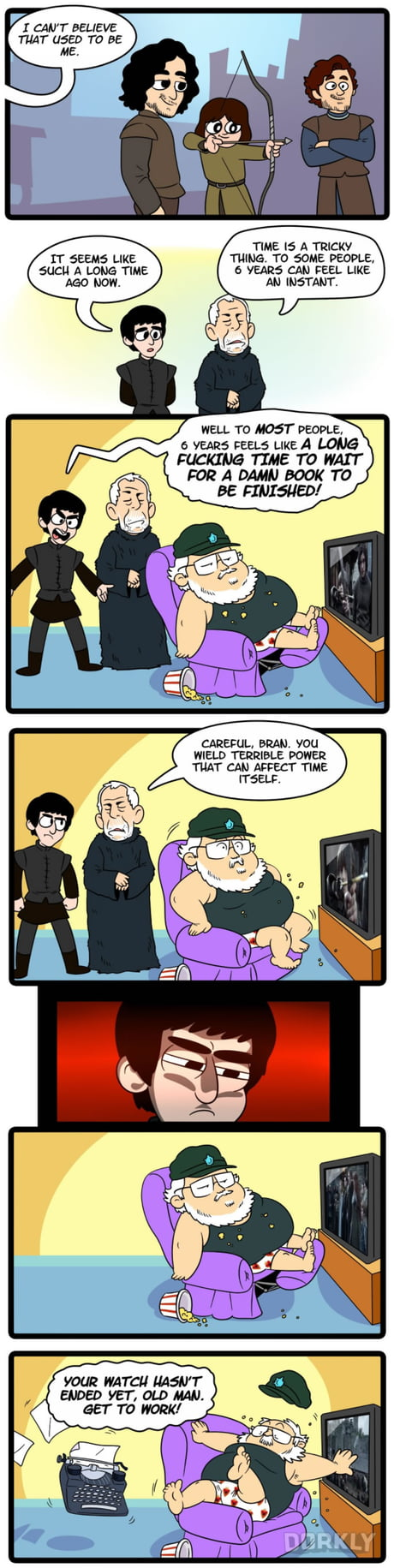 The Best Use For Bran Stark's Magic Powers