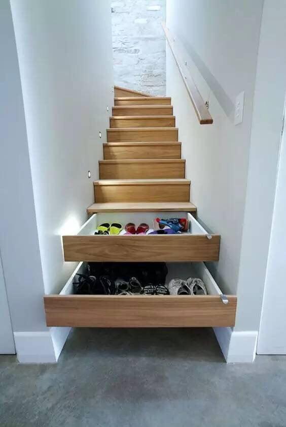 Excellent storage idea
