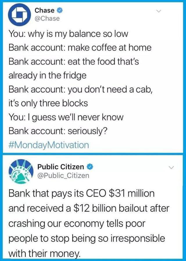 Who at Chase thought this tweet was a good idea