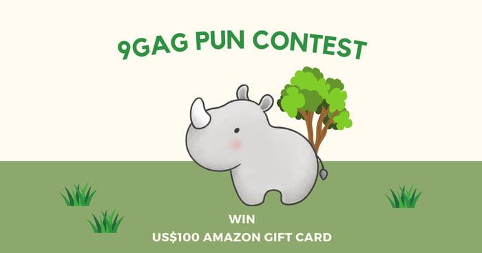 9GAG Pun Contest 2