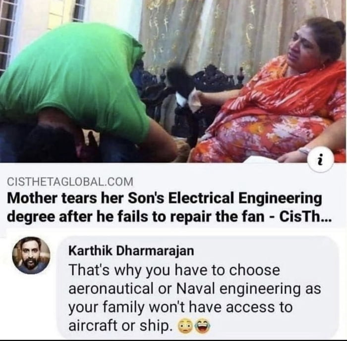 Indian parents are hopeless