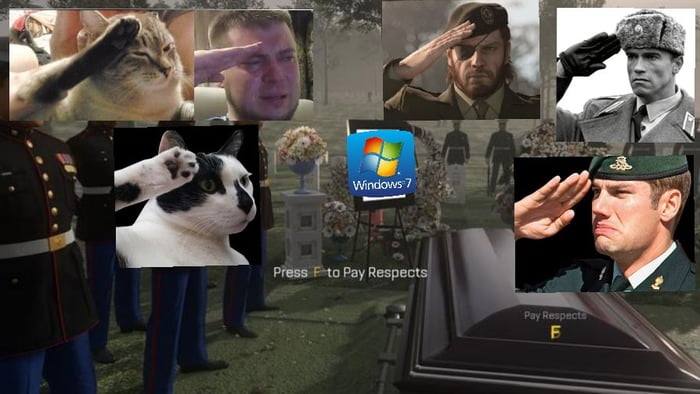 Goodbye my friend. Press F to pay respect.