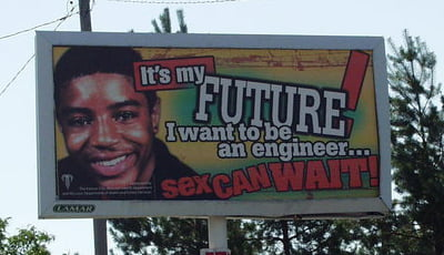Engineering and sex are mutually exclusive