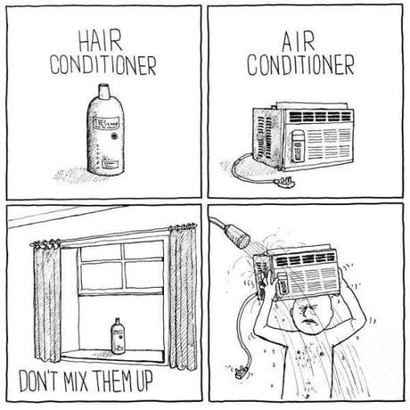 H(Air) conditioner