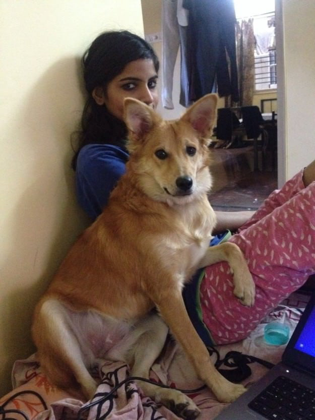 A Woman Turned Down An Arranged Marriage 'Cause The Guy Said She Had To Give Up Her Dog