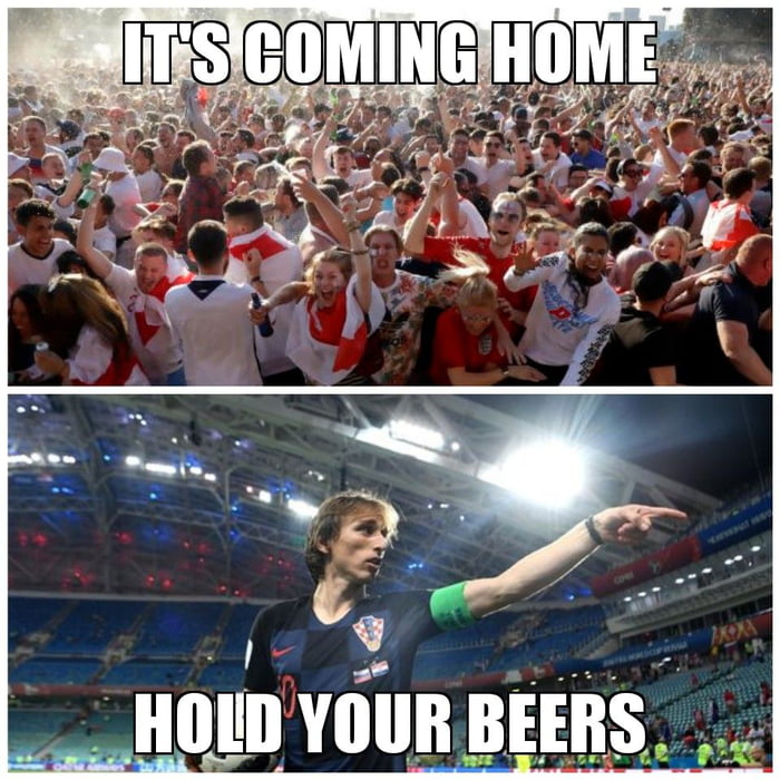 Hold your beer England