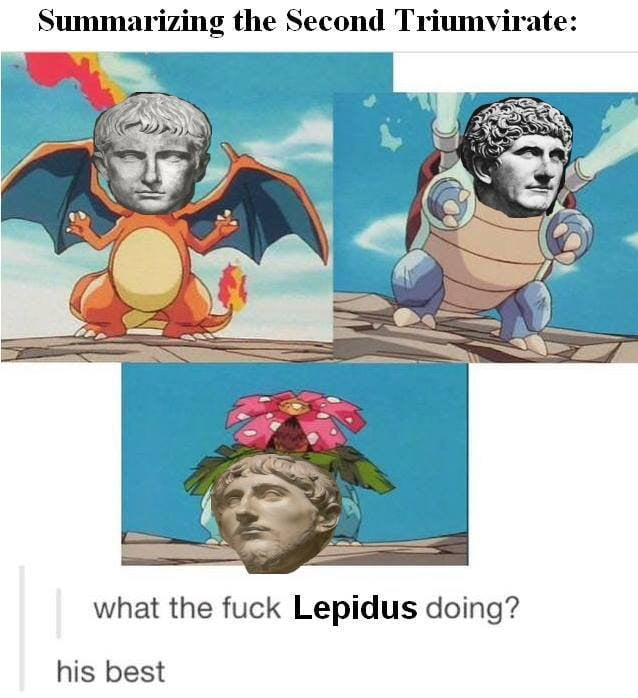 Octavian I choose you !