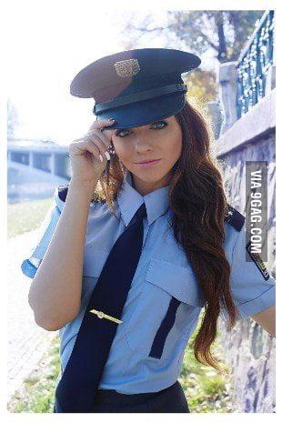 Фото девушек полицейских 84567 фотография